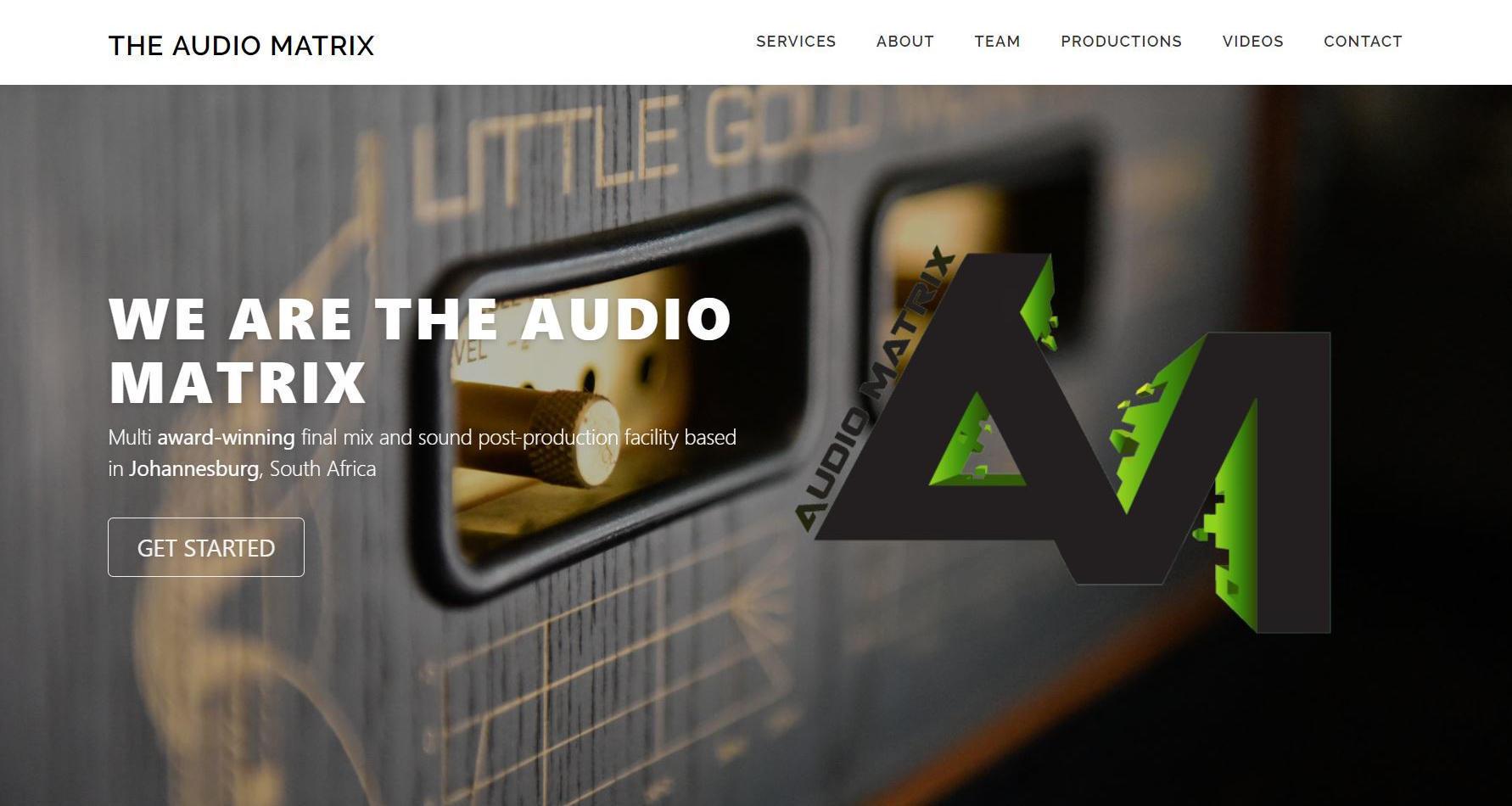 The Audio Matrix